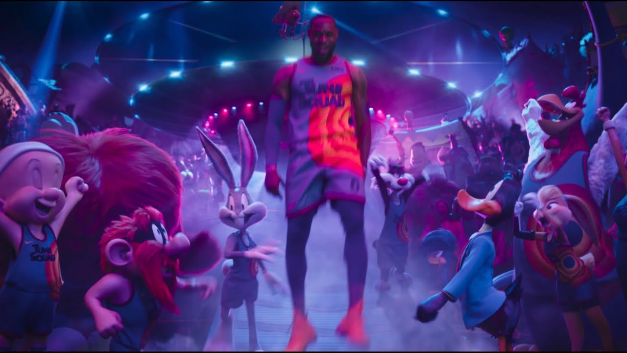 LeBron James Brings The 'Space Jam 2' Premiere To Akron [VIDEO]