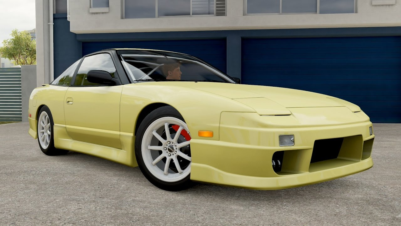 Adam Lz Cream Build Drift Car Nissan The