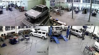 WSR 2019 Кузовной ремонт день 3 & Ремонт и обслуживание легковых автомобилей день 1 ГПОУ КПТТ