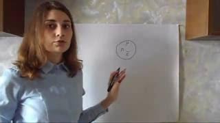 Основные сведения о строении атомов. Химия 8 класс