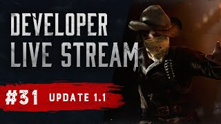 Hunt: Showdown | Developer Live Stream | Update 1.1