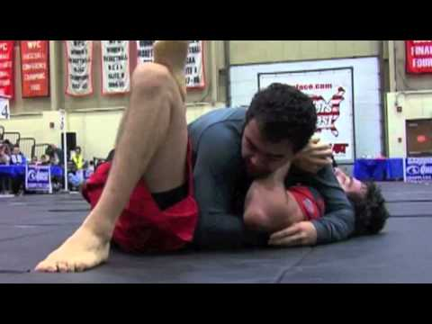 Superfight Marcelo Garcia vs Gregor Gracie at Grapplers Quest Submission Grappling BJJ Super Fight