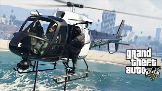 SWAT TEAM!! (GTA 5 Mods)