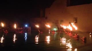 Villaggio Valtur Ostuni 2013, Danza del fuoco