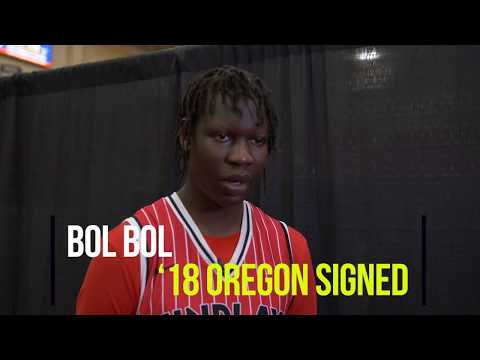 Bol Bol: The Most Intriguing Prospect in the Country