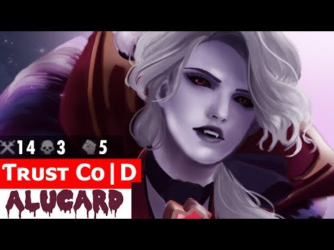 The Alucard Carry (Global Alucard / Ƭʀᴜsᴛ Co|D) Mobile Legends Gameplay