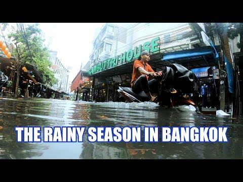 THE RAINY SEASON OF BANGKOK(GOPRO ONLY)