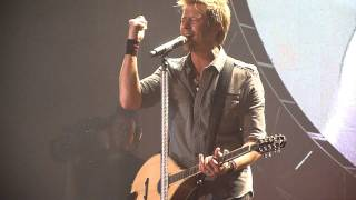 Keith Urban - Band Introductions - The boys of Keith Urban!