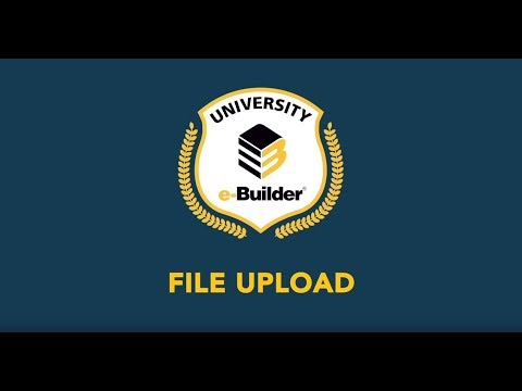 Training Videos On-Demand: File Upload