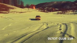 Oltcit Club 11R: Snow❄❄❄
