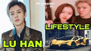 Lu Han (Exo) Lifestyle   Age   Girlfriend   Net Worth   Childhood   Facts   Biography   FK creation