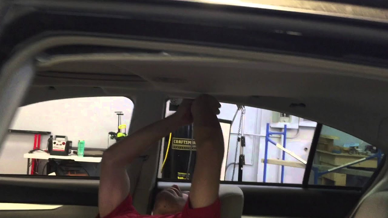 R Amp I Subaru Legacy Removal Of Headliner 2012 Fast Speed