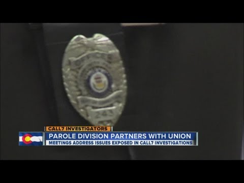 Parole division partnering with union