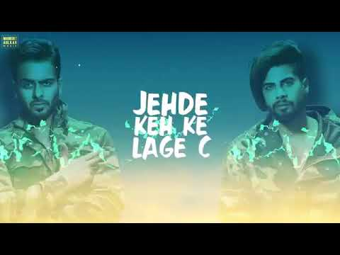 YOUTH Song || Mankirt Aulakh || New Punjabi Song 2018 Djpunjab 2018