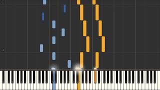 Leise Rieselt Der Schnee - Piano tutorial