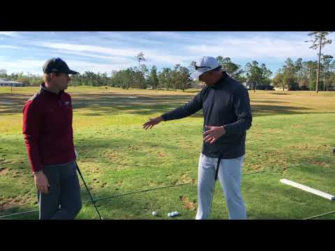 Golf Swing Sequence, Arms First feel NOT Torso First! With Tony Luczak, PGA