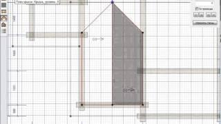 HouseCreator 3.0: Построение врезанной крыши