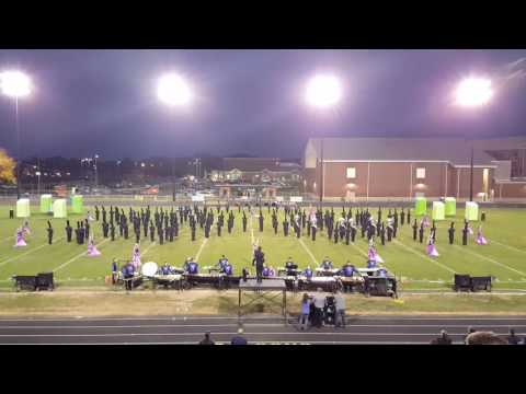 Southwestern Schools Marching Band Showcase Central Crossing High School