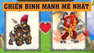 ✔️GLADIATOR VS STREET FIGTER ?? QUYỀN VÀ CƯỚC !! - Dragon City Game Mobile Android, Ios #375