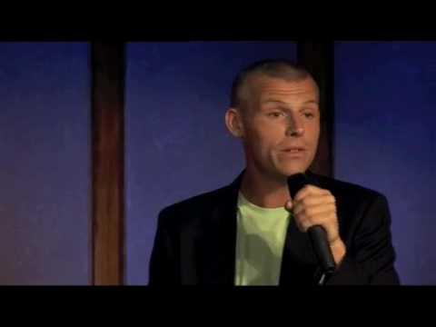 Funny Stand Up Comedy on Nettles. Des Bishop