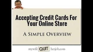 How To Select A Credit Card Processor For Your Online Store - An Overview Of Your Options