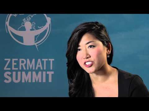 Interview Jinyoung Lee Englund, Bitcoin Foundation - Zermatt Summit 2014