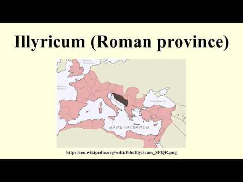 Illyricum (Roman province)