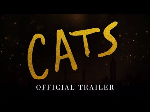 Jackie - Cool or Creepy? Feline-Frenzied 'Cats' Trailer
