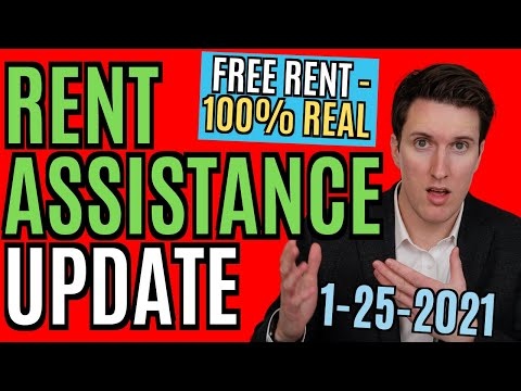 HUGE UPDATE:  Rent Assistance - FUNDS AVAILABLE This Week   How to Get Rent Assistance