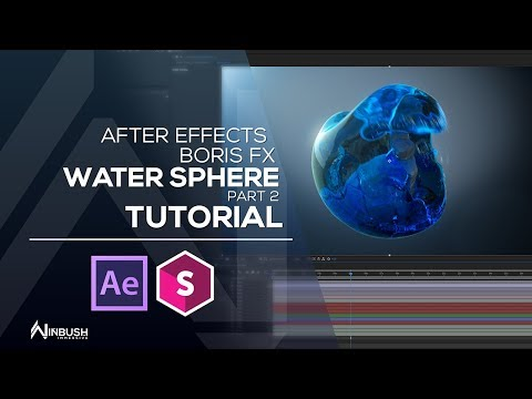 How to Fill a Sphere With Water Using X-Particles - Lesterbanks