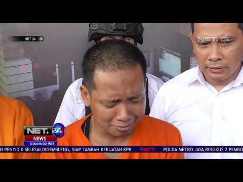 Polisi Tangkap 2 Pelaku Pembunuhan Mayat Dalam Koper NET24