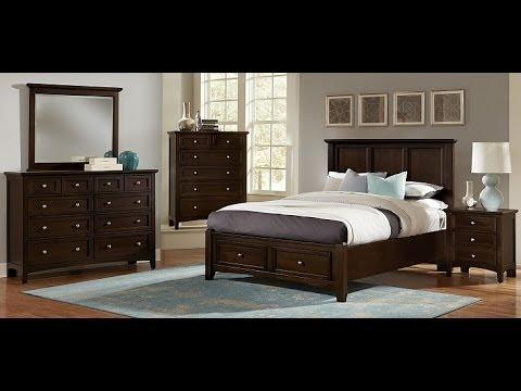 Bonanza Collection BB By Vaughan Bassett YouTube - Vaughan bassett bedroom furniture reviews