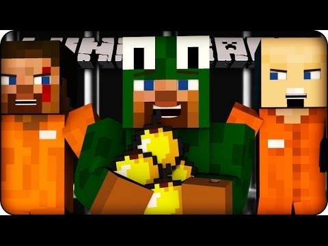 Minecraft Prison Escape : SCAMMING ON THE BLACKMARKET! (Jail Break) #3