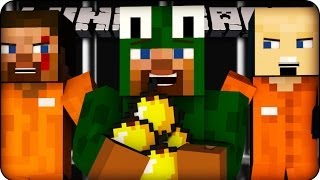 Minecraft Prison Escape : SCAMMING ON THE BLACKMARKET! (Jail Break) #3
