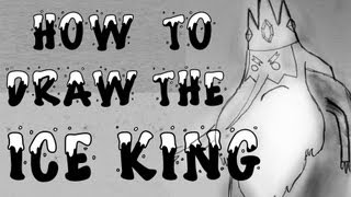 Ep. 41  How to draw the Ice King from Adventure Time
