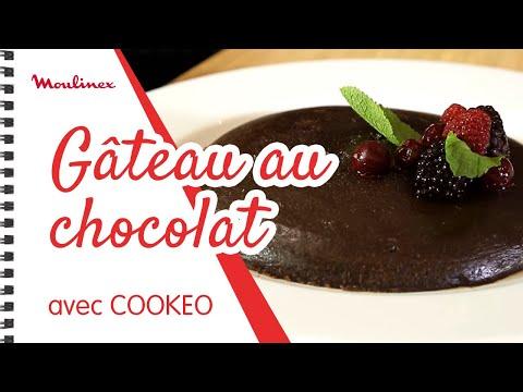 cookéo-moulinex-:-recette-rapide-et-facile-du-gâteau-au-chocolat