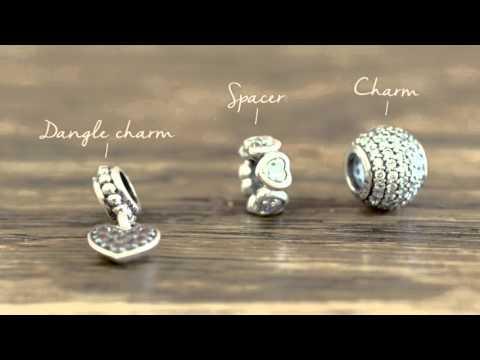 Как собрать свой неповторимый браслет PANDORA