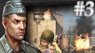 FRONTLINE COMMANDO: D-DAY - Gameplay Walkthrough #3 - Complete Utah Campaign