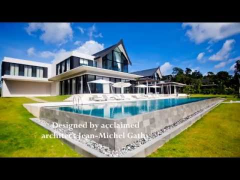 The Most Luxurious Villa in Phuket Thailand exclusive by Arms &McGregor International Realty®