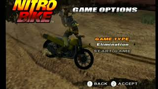 Nitro Bike (Wii) Stats