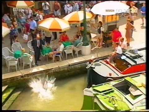 Rudis Urlaubsshow - Pascale in Venedig