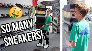 I BOUGHT SO MANY SNEAKERS!! (ADIDAS, NIKE, AND MORE!)