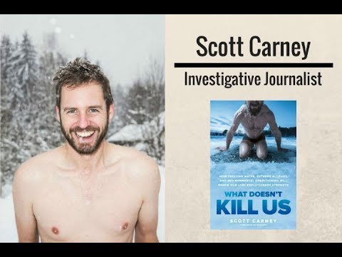 """Scott Carney on his book """"What Doesn't Kill Us"""""""