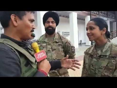 US ARMY में पंजाब के बलरीत- गुरप्रीत | Punjab Tak