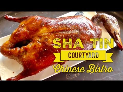 Best Chinese Restaurant Manila: Sha Tin Courtyard Chinese Bistro Quezon City