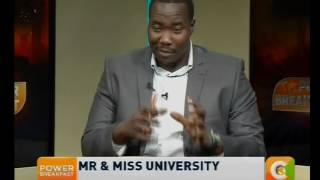 Power Breakfast News Review:  Mr and Miss University