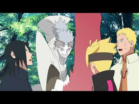 Naruto, Sasuke & Boruto Vs Urashiki -  The End: Boruto Episode Fan Animation