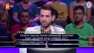 Kim Milyoner Olmak İster - 710 Bölüm - TEK PARÇA - 12 Aralık 2017