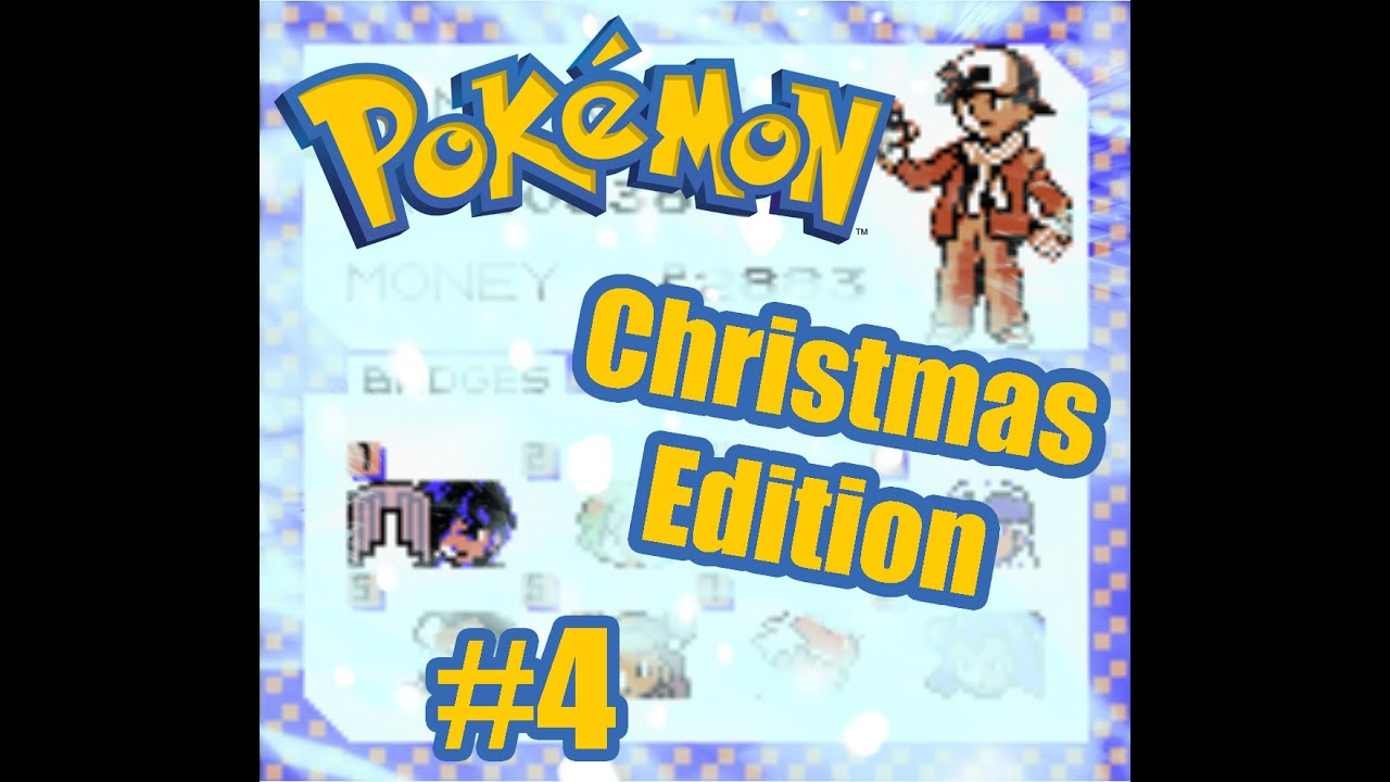 Cap. 4. PRIMERA MEDALLA! - Pokemon Christmas Edition (hack) - YouTube