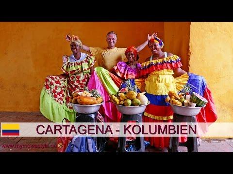 Cartagena – Kolumbien - Sehenswürdigkeiten